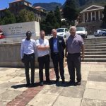 Dee Associates Visit to University of Cape Town